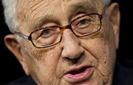 Kissinger no ve a Putin contra Occidente